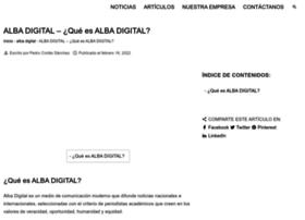 albadigital.es