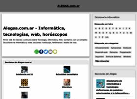 alegsa.com.ar