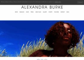 alexandraburkeofficial.com