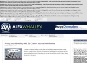 alexwhalley.com