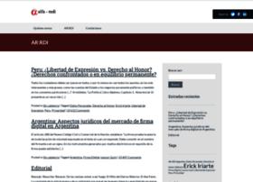 alfa-redi.org