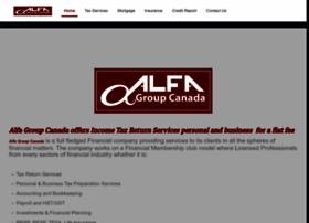 alfagroupcanada.com