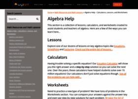 algebrahelp.com