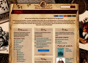Alice-in-wonderland.net