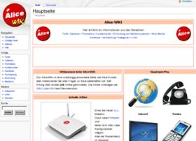 alice-wiki.de