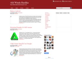 alifwindahardika.blogspot.com