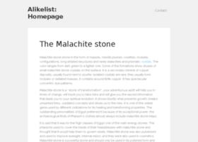 alikelist.com