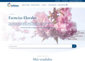 alkimiaesenciasflorales.com