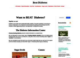 all-about-beating-diabetes.com