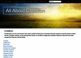 allaboutcreation.org