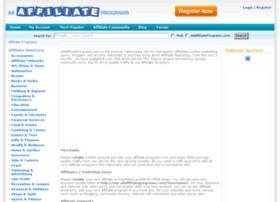 allaffiliateprograms.com