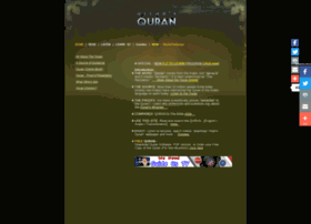 allahsquran.com