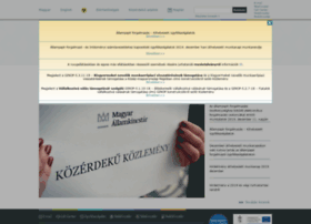 Allamkincstar.gov.hu