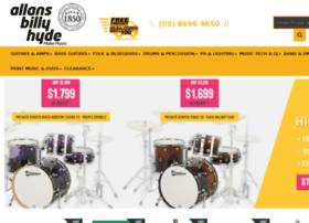 allansmusic.com.au
