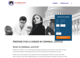 allcriminaljusticeschools.com