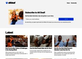 alldeaf.com