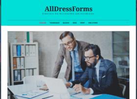 alldressforms.com