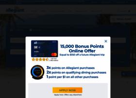 Allegiantair.com