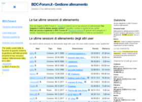 allenamento.bdc-forum.it