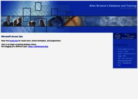 Allenbrowne.com