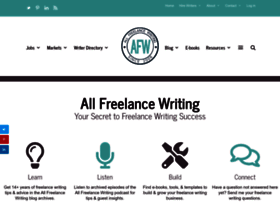 allfreelancewriting.com