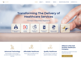 alliancehealthcare.com.sg