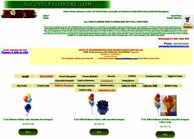 allindiaflowers.com