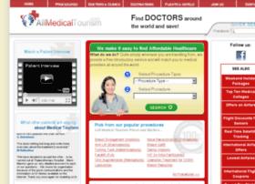 allmedicaltourism.com