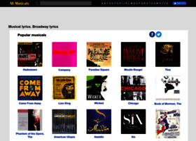Allmusicals.com