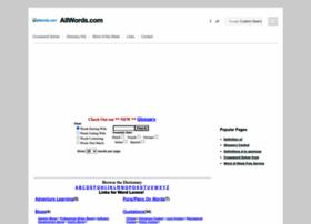 allwords.com