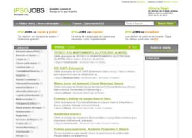 almeria.ipsojobs.com