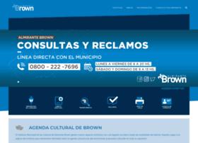 Almirantebrown.gov.ar