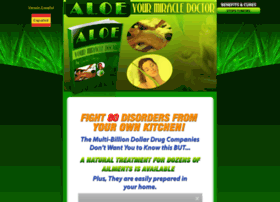 aloe-yourmiracledoctor.com
