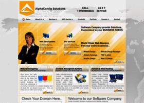 alphaconfig.com