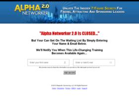 alphanetworker.com