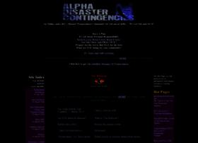 alpharubicon.com