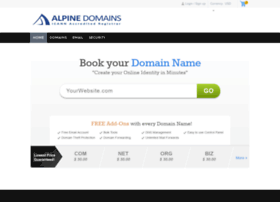alpinedomains.com