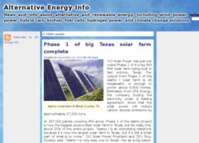 alt-energy.blogatmyrtlebeach.com