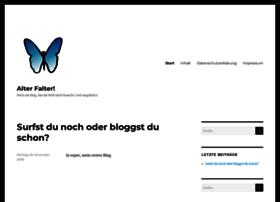 alterfalter.de
