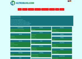 Altroblog.com