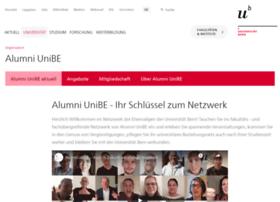 alumni.unibe.ch