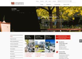 alumni.utas.edu.au