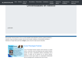 alumnosonline.com