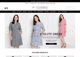 alyssandra.com