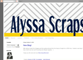 alyssasscraps.blogspot.com