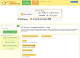 amarillaslatinas.net