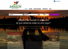 amazonaparthotel.com