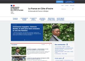 Ambafrance-ci.org