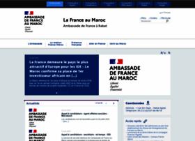 ambafrance-ma.org