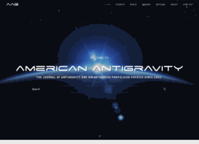 americanantigravity.com